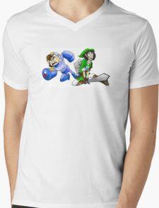 Game Grumps - Heroes Mens V-Neck T-Shirt