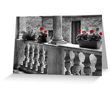 Good Morning Siena-Tuscany Greeting Card