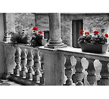 Good Morning Siena-Tuscany Photographic Print