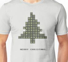 Tetrismas Tree Unisex T-Shirt