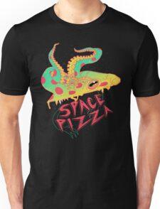 Space Pizza Unisex T-Shirt