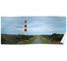 Tarbat Ness Light Poster