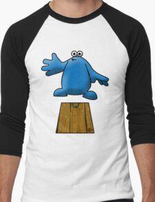 Berk The Trapdoor Servant Men's Baseball ¾ T-Shirt