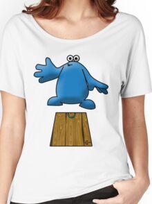 Berk The Trapdoor Servant Women's Relaxed Fit T-Shirt