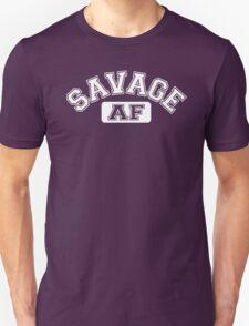 SAVAGE - AF Unisex T-Shirt
