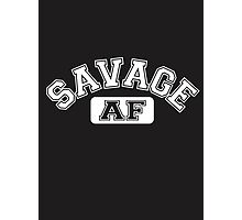 SAVAGE - AF Photographic Print