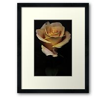 I am beautiful... Framed Print