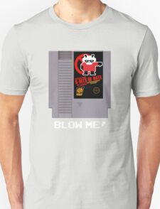 Pissed OFF Panda 8-bits of HATE Video Game T-Shirt