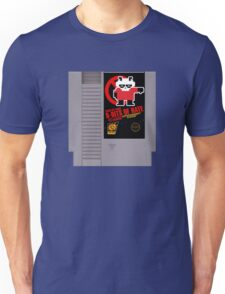 Pissed OFF Panda 8-bits of HATE Video Game (textless) Unisex T-Shirt