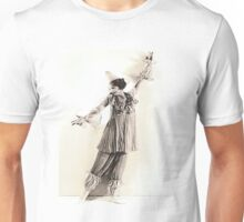 Star Of Stage and Screen (Photo Restore)  Unisex T-Shirt