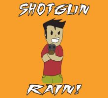Shotgun Rain by darklordKiba