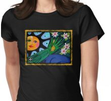 sunshine Womens Fitted T-Shirt