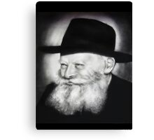 The Rebbe Canvas Print