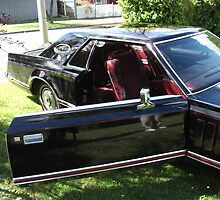 1978 Lincoln Continental Mark V Door by MitchConway101