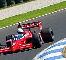 Lola-Hart F1 by TeaCee