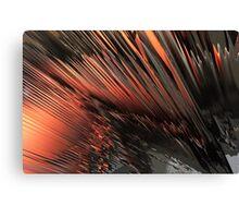 Fractal in three-dimensions Canvas Print