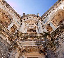 Tomar. Renaissance Cloister. Convent of Christ. by terezadelpilar~ art & architecture