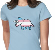 Transceratops Womens Fitted T-Shirt