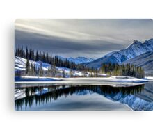 Cross Reflections Canvas Print