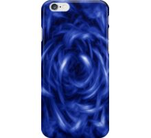 Blue Fire iPhone iPhone Case/Skin