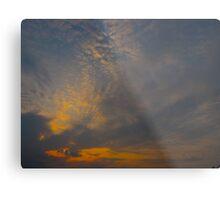 Cloud sigh Metal Print