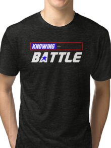 Half the Battle Tri-blend T-Shirt