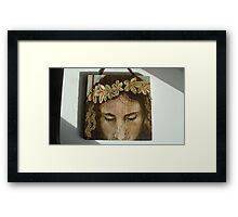 Hawiian longing Framed Print