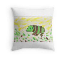 ART FUN by Cheryl D rb-038 Throw Pillow
