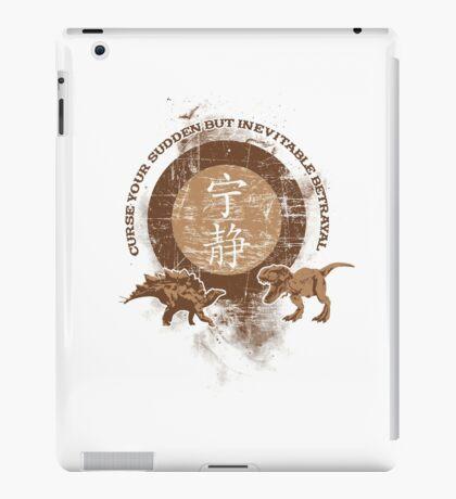 Curse your Betrayal - Firefly iPad Case/Skin