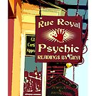 Royal Street Psychic by Sandra Russell
