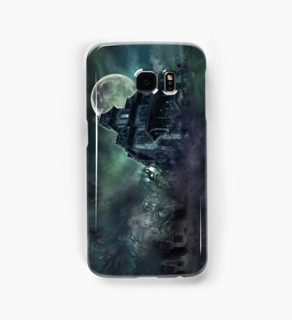 The Haunted House Paranormal Samsung Galaxy Case/Skin