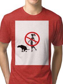 BadOwner Tri-blend T-Shirt