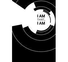 I AM that I AM Photographic Print