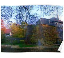 Burg Lede Poster