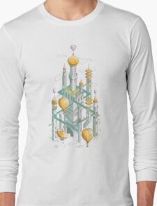 Luftschloss Long Sleeve T-Shirt