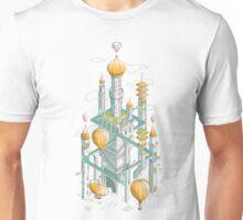 Luftschloss Unisex T-Shirt