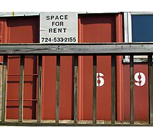 Space For Rent Photographic Print