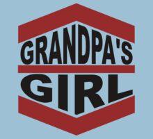 Grandpa's Girl Kids Tee