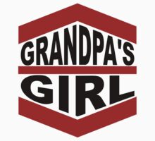 Grandpa's Girl One Piece - Long Sleeve