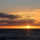 Beach Sunset by Joanne Rinaldi