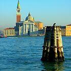 S.Giorgio Maggiore Church in Venice by Michele Filoscia