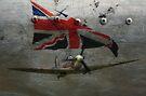 Battle of Britain by Nigel Bangert
