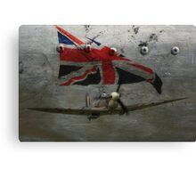 Battle of Britain Canvas Print