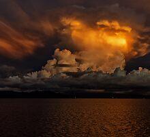 Fijian Storm by Graeme Buckland