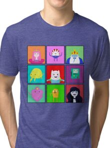 Adventure Time Portraits! Tri-blend T-Shirt