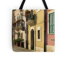 Sicilian Façade Tote Bag