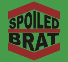 Spoiled Brat Kids Tee