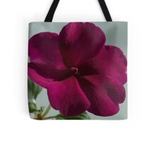 Flower in the Window Tote Bag