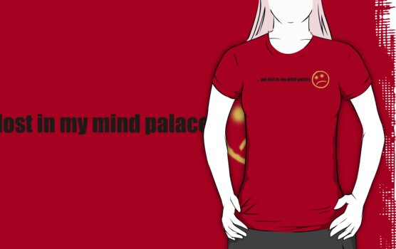 lost in my mind palace by kjen20