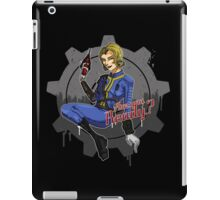 Are You Ready? iPad Case/Skin